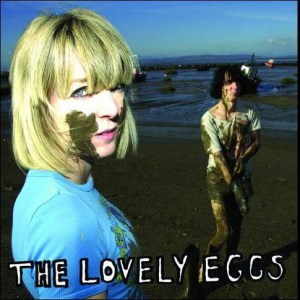 The Lovely Eggs, Cob Dominos, Vinyl LP.