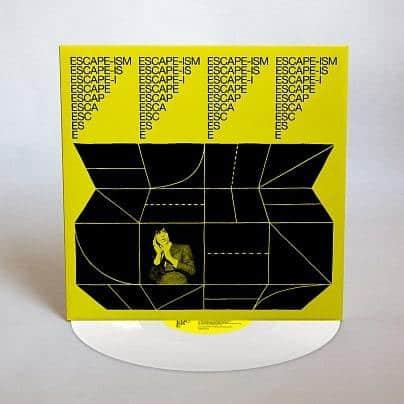 Escape-ism, Introduction To Escape-ism,White Vinyl, Std Vinyl LP, CD.