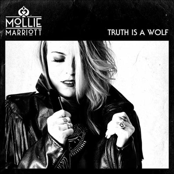 Mollie Marriott, Truth Is A Wolf, Coloured Vinyl LP, CD