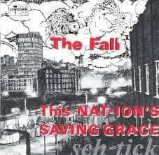 The Fall , The Nations Saving Grace, Vinyl LP.