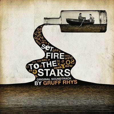 gruff rhys, set fire to the stars, vinyl lp, cd