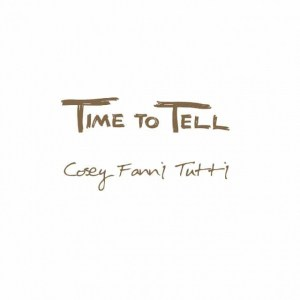 Cosey Fanni Tutti, Time To Tell Deluxe Edition, Clear Vinyl LP, Gold Spot Varnish Sleeve/16 Pg Booklet
