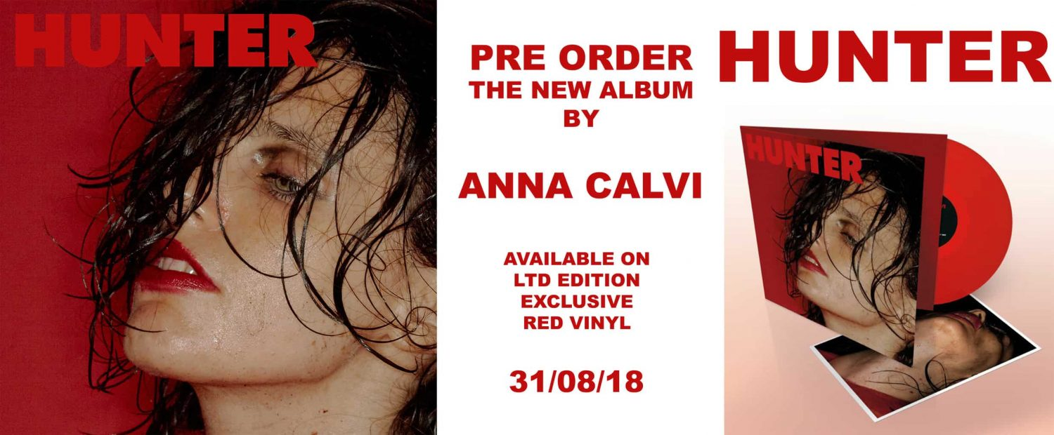 anna calvi, hunter, records