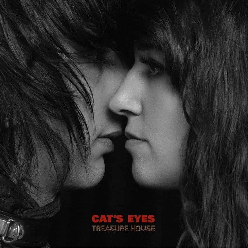 Cats Eyes Treasure House Vinyl Lp Five Rise Records
