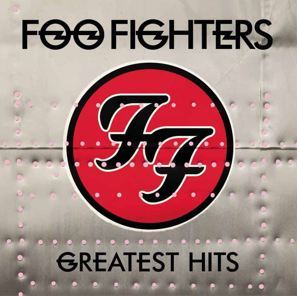 Foo Fighters Greatest Hits Vinyl Lp Five Rise Records