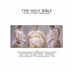 manic street preachers.holy bible