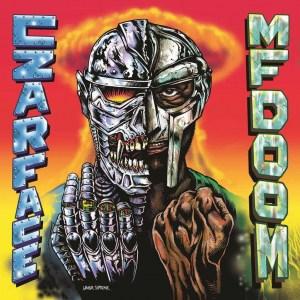 Czarface & MF Doom , Czarface Meets Metal face,Silver Age Records, Vinyl LP, CD.