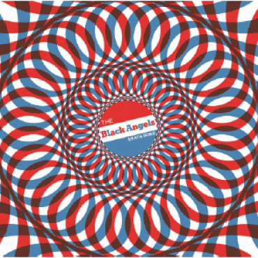 double vinyl lp, the black angels, death song