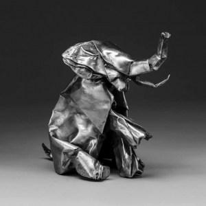 jlin, black origami