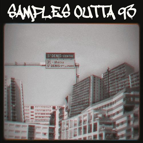 ntm original samples, Various Artists , Samples Outta 93,Playoff Records, Vinyl LP