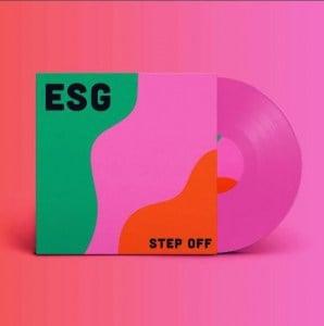 Esg Step Off Pink Vinyl Lp Vinyl Lp Cd Five Rise