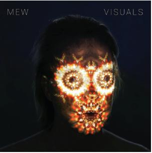 mew, visuals, vinyl lp, 3d vinyl