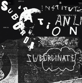 institute, subordination