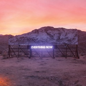 arcade fire, everything now