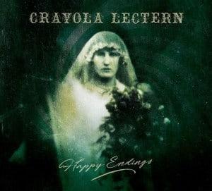 Crayola Lectern , Happy Endings. ,Onomatopoeia, Vinyl LP, CD.