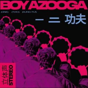 Boy Azooga , 1 2 Kung Fu!,Heavenly Recordings ,Pink Vinyl LP, CD.