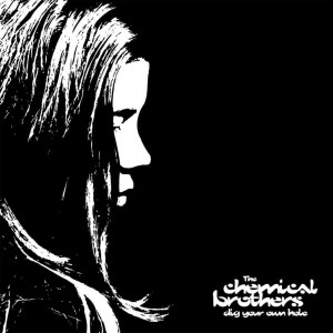 Dig Your Own Hole 20th Anniversary Silver LP Edition.The Chemical Brothers, Dig Your Own Hole 20th Anniversary Silver LP Edition.
