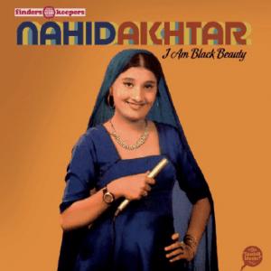 i am black beauty, nahid akhtar, vinyl lp