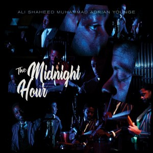 Adrian Youngs , Ali Shaheed Muhammad, Presents , The Midnight Hour, Linear Labs , Double Vinyl LP, CD.