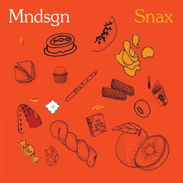 Mndsgn , Snax,Stones Throw, Vinyl LP.