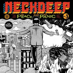 neck deep, the peace and the panic, vinyl lp, cd