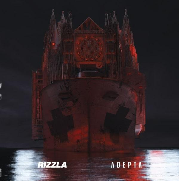 Rizzla , Adepta,Fable To Mind, Vinyl LP.