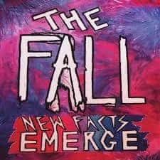 "the fall, new facts emerge, 2x10"" vinyl lp, cd"