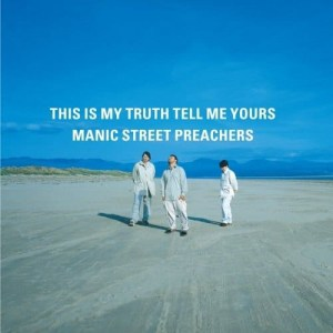 this is my truth tell me yours, manic street preachers, vinyl lp, sony