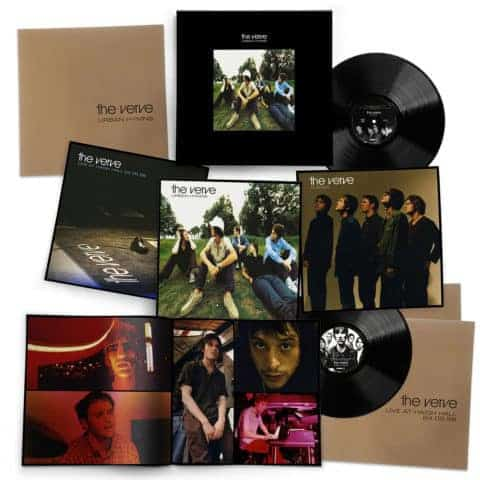 The Verve Urban Hymns 20th Anniversary Box Sets Five