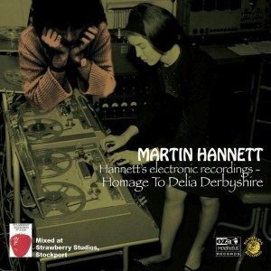 Martin hannett, homage to delia Derbyshire,orange vinyl,