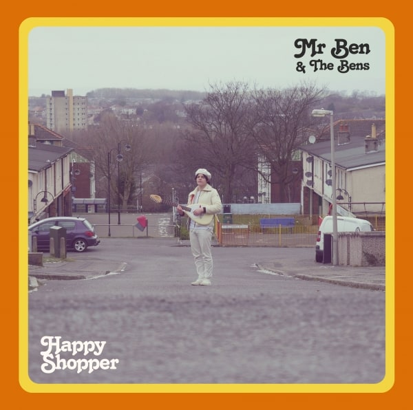 Mr Ben & The Bens , The Happy Shopper Ep, Bingo Records , Vinyl EP.
