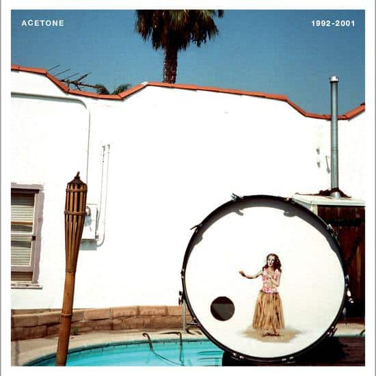 Acetone 1992 2001 Double Vinyl Lp Five Rise Records