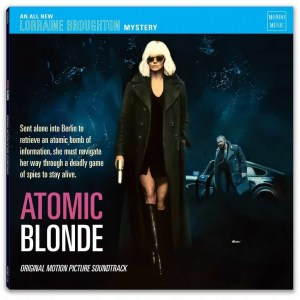 2xvinyl,atomic blonde original soundtrack