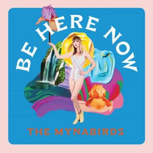 the mynabirds, be here now, vinyl lp