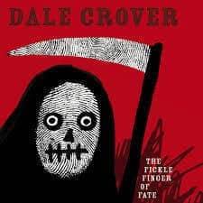 dale crover, fickle finger of fate, vinyl lp, cd