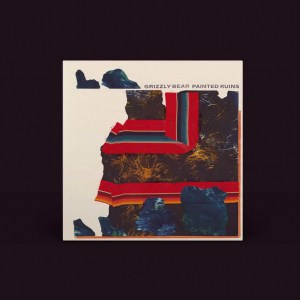 Grizzly bear, painted ruins, 2xvinyl,cd
