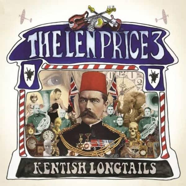 Len price 3, kentish longtails, vinyl/cd