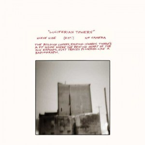 godspeed you! black emperor, luciferian towers, cd, vinyl lp