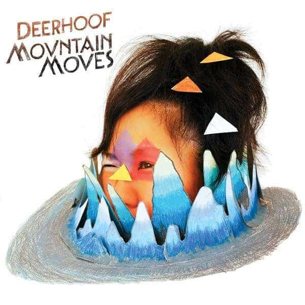 deerhoof, mountain moves, ltd blue vinyl, std vinyl, cd