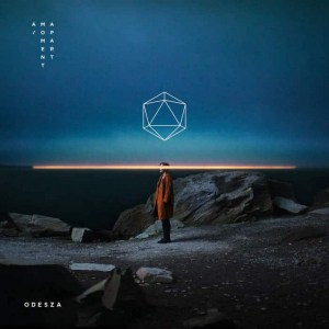 Odesza, A Moment Apart, Translucent Green or Clear Vinyl, CD