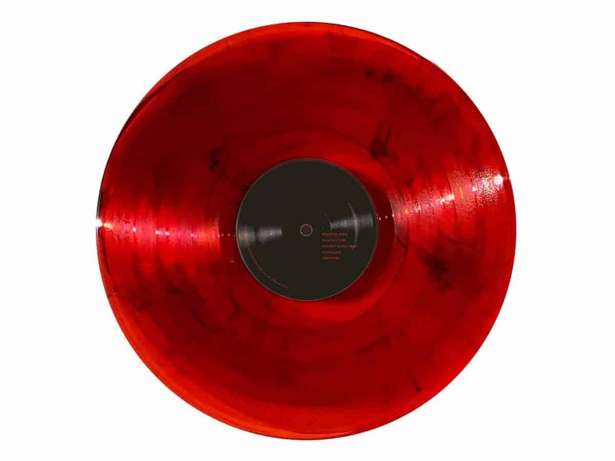 S U R V I V E Hd015 Red Vinyl Lp Five Rise Records