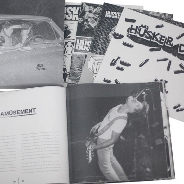 Hüsker Dü, Savage Young Dü, 3xCD, 4xVinyl LP,