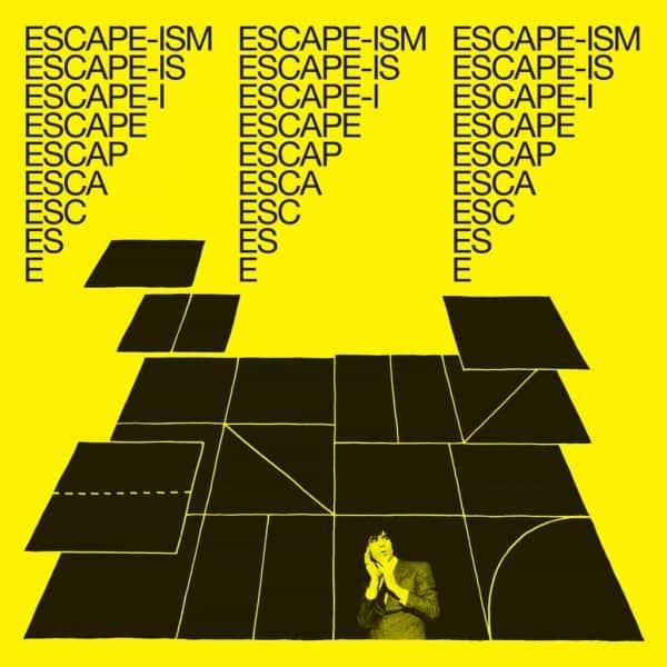 White Vinyl, Std Vinyl LP,,introduction to escape-ism, escape-ism, vinyl lp, cd
