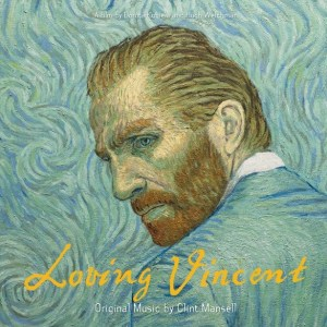 clint mansell, loving vincent, vinyl lp, cd