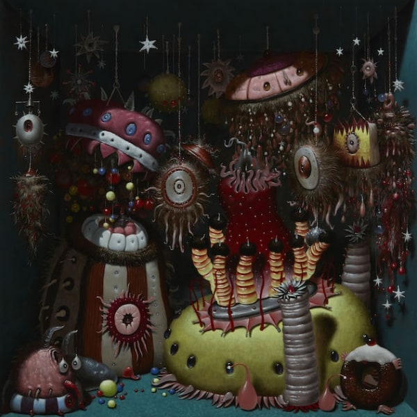 Orbital , Monsters Exist, ACP Records, Vinyl LP,Double CD, CD.