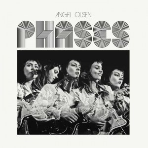 phases,Angel Olsen, Olive Vinyl, Std Vinyl LP, CD.