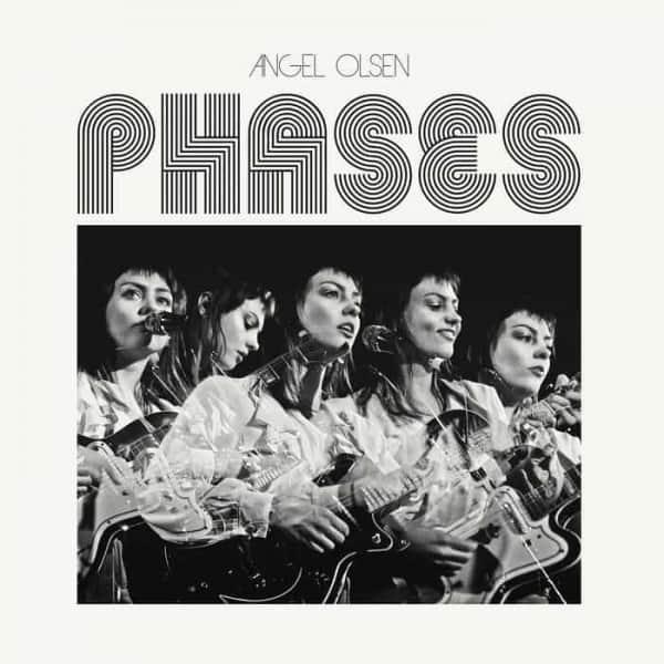 phases,Angel Olsen, Olive Vinyl, Std Vinyl LP, CD.