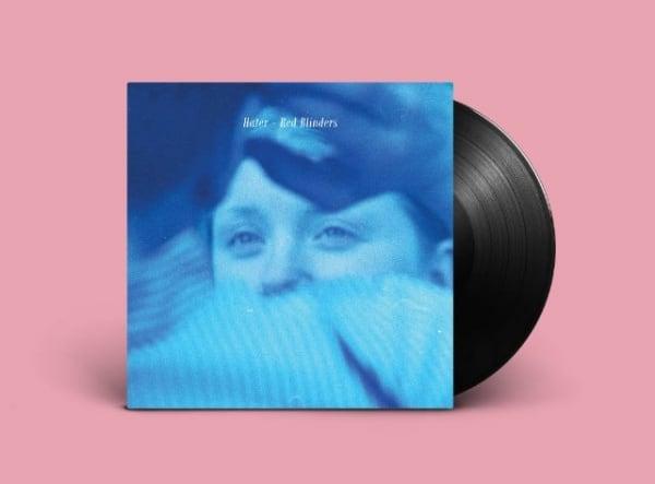 Hater, Red Blinder, Coloured Vinyl ltd to 300, Black Vinyl Ltd to 700, CD