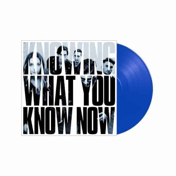 Marmozets, Knowing What You Know Now, Blue Vinyl, CD.