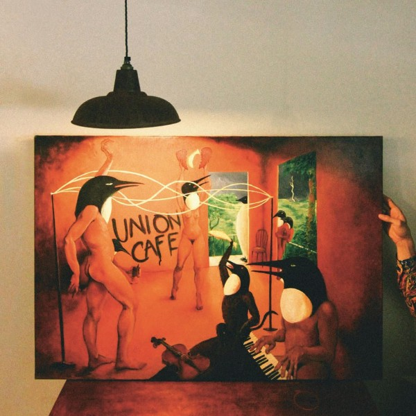 Penguin Cafe Orchestra, Union Cafe, Coloured Vinyl LP, CD